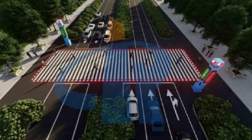 2ml autosampler vialSmart Crosswalks From Ruichen Group
